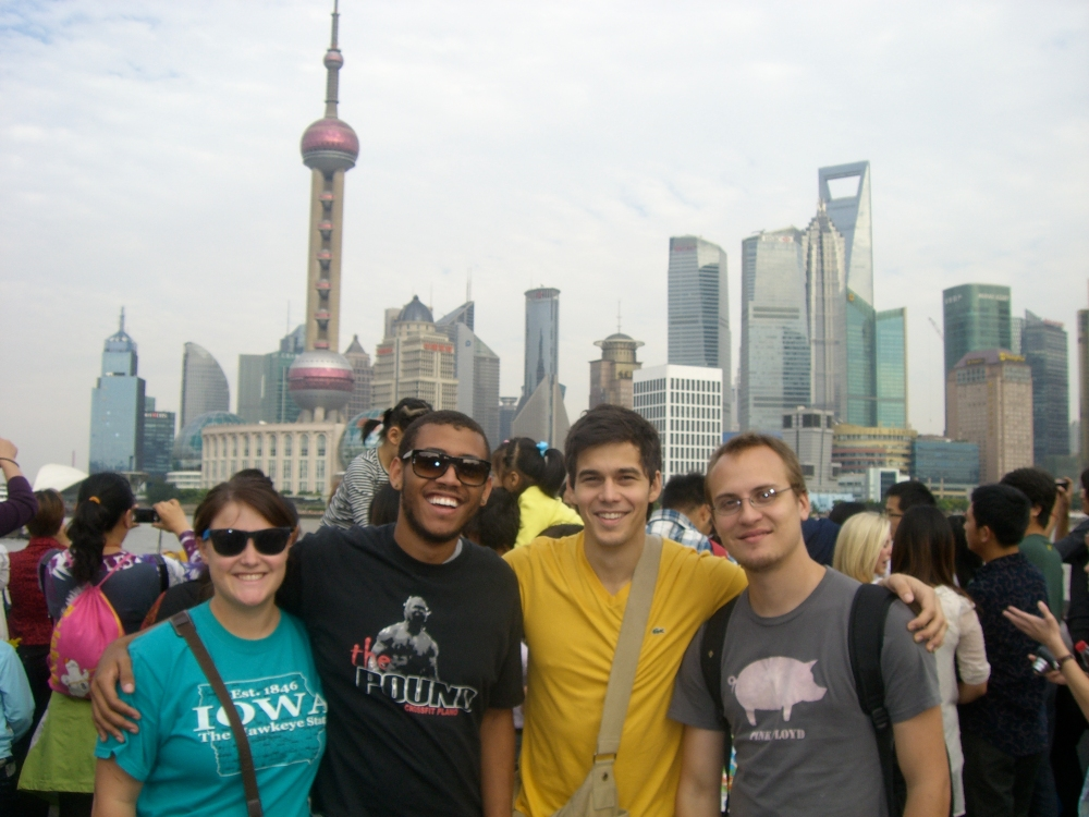 Paris of the East....Shanghai (5/6)